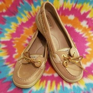 Sperry Top Slider Shoes. Size 6.5